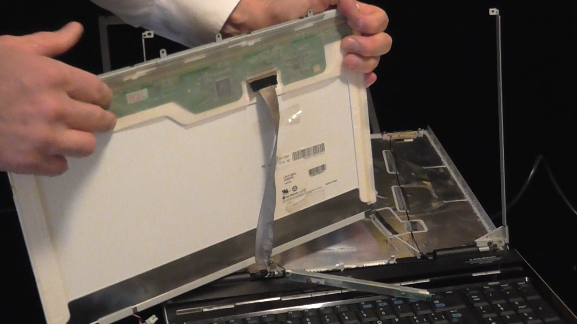 cavo segnake vudeo LCD